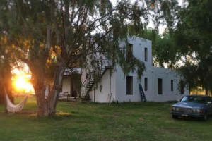 House at the pampas